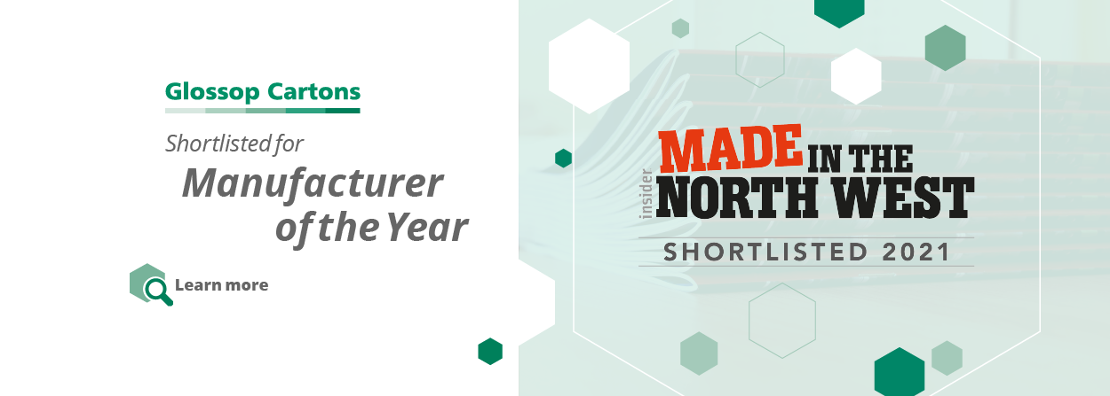 Manufacturer of the Year - shortlisted